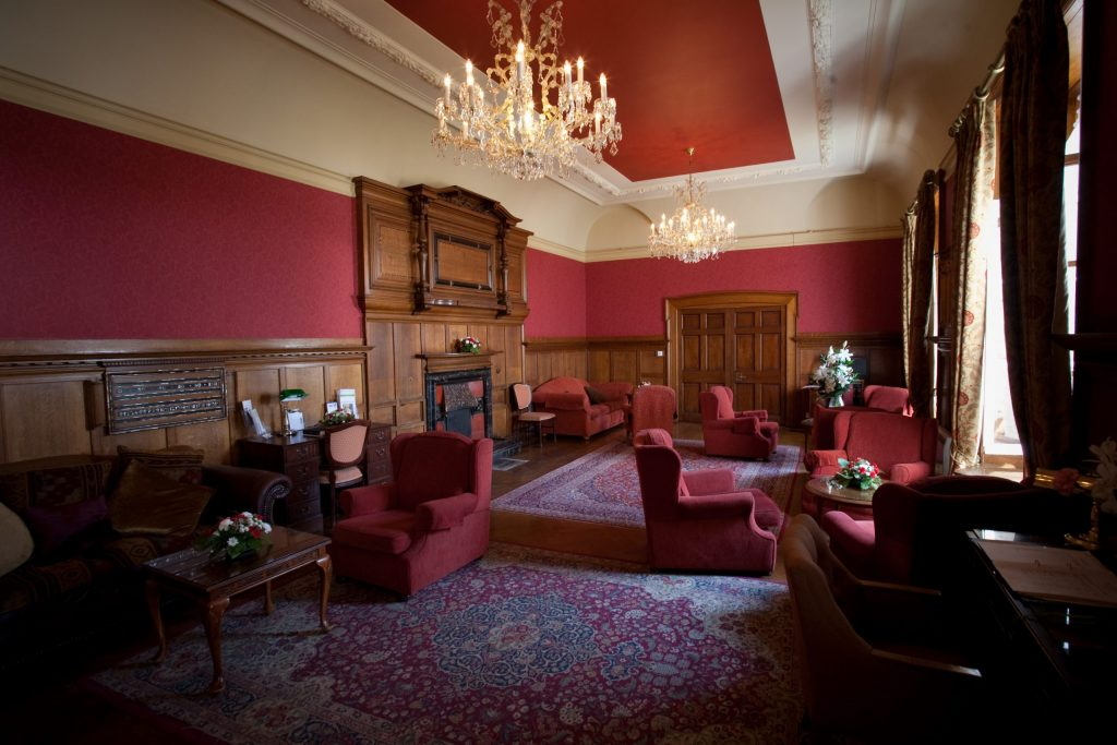 Castle Craig is the perfect place to escape and immerse yourself in recovery
