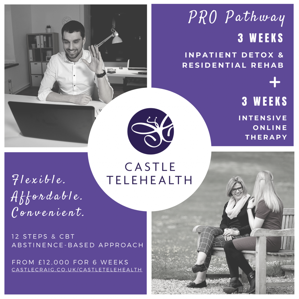 Online Therapy - Castle Telehealth
