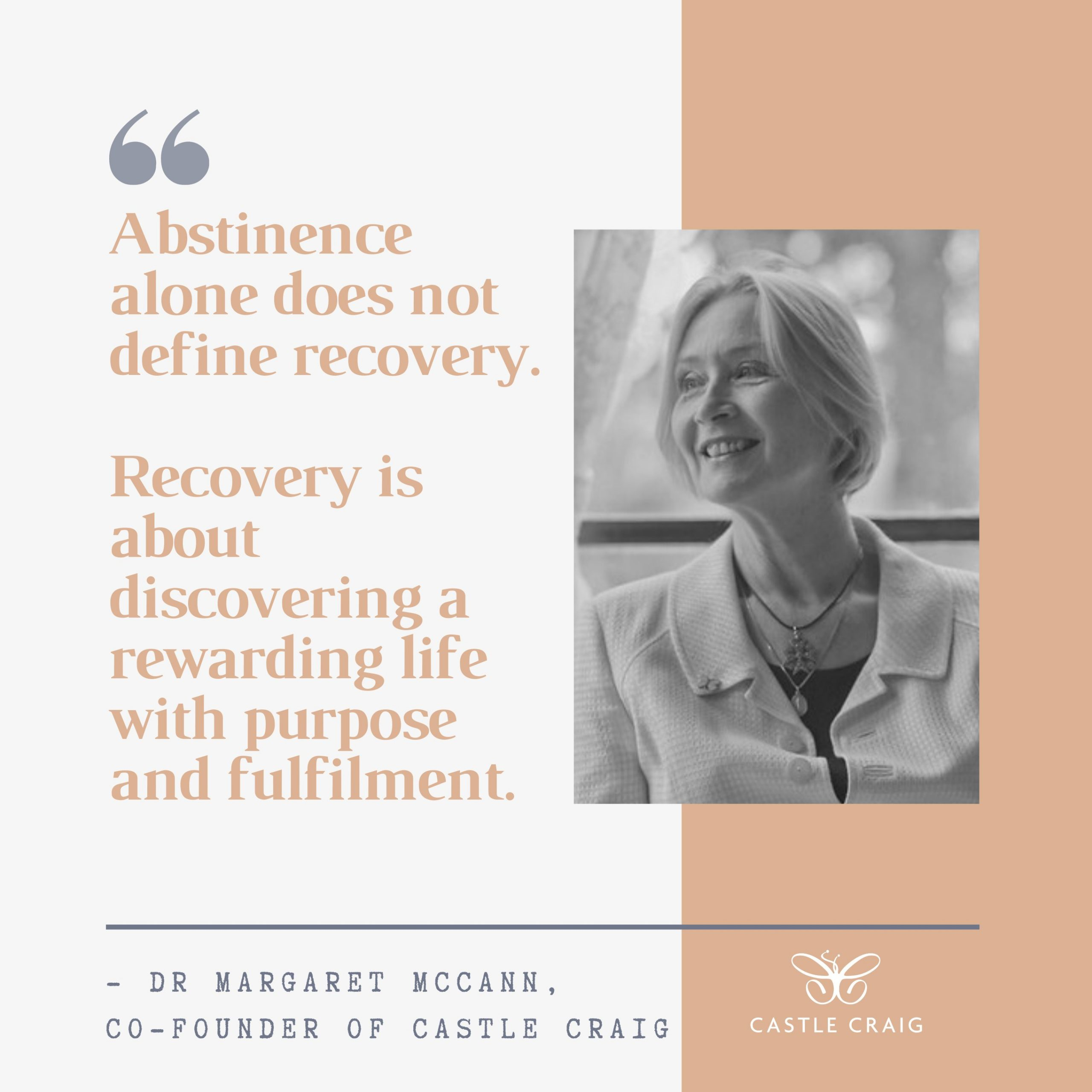 The Importance of Recovery from Addiction