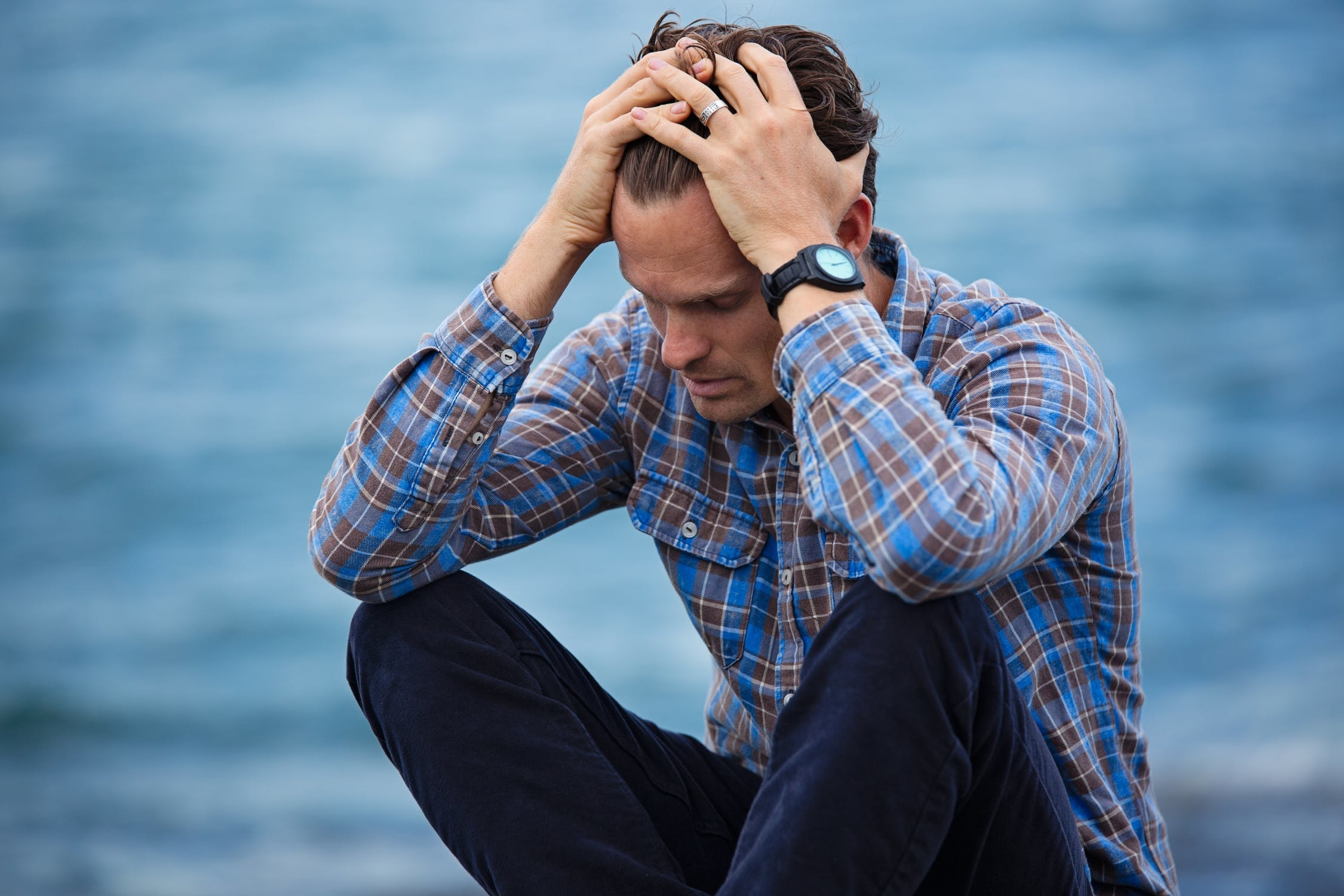 Paranoia is a key symptom of anxiety