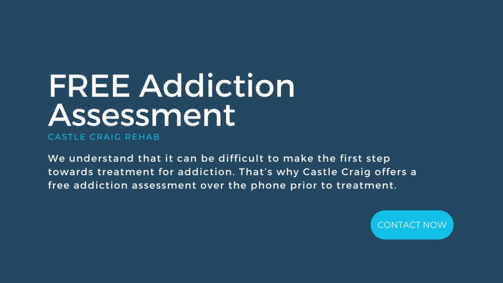 addiction assessment